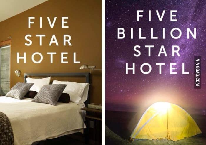 хотел или къмпинг?